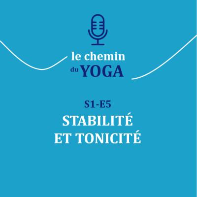 E5 Stabilité et tonicité cover