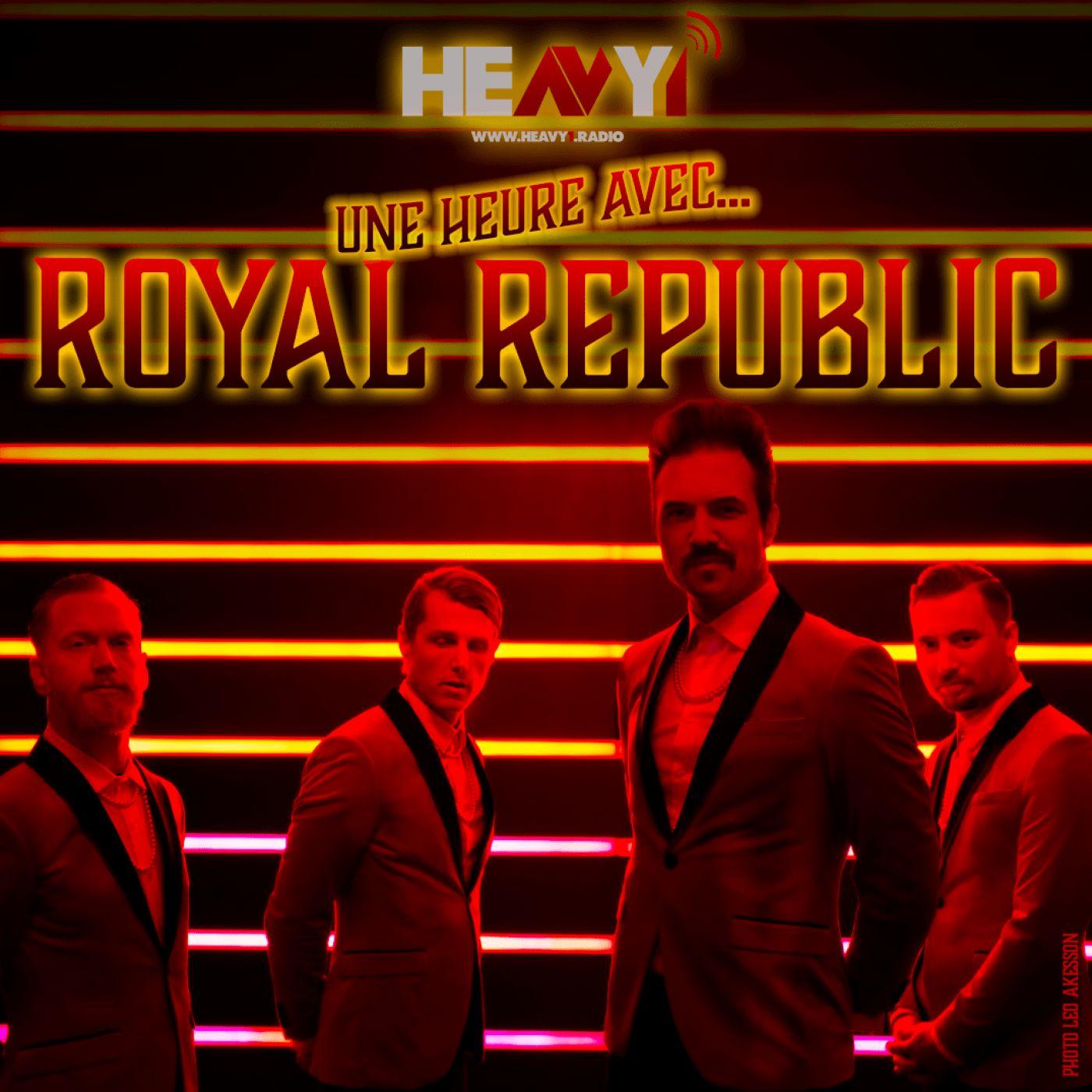 Une heure avec... Royal Republic