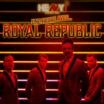 image Une heure avec... Royal Republic