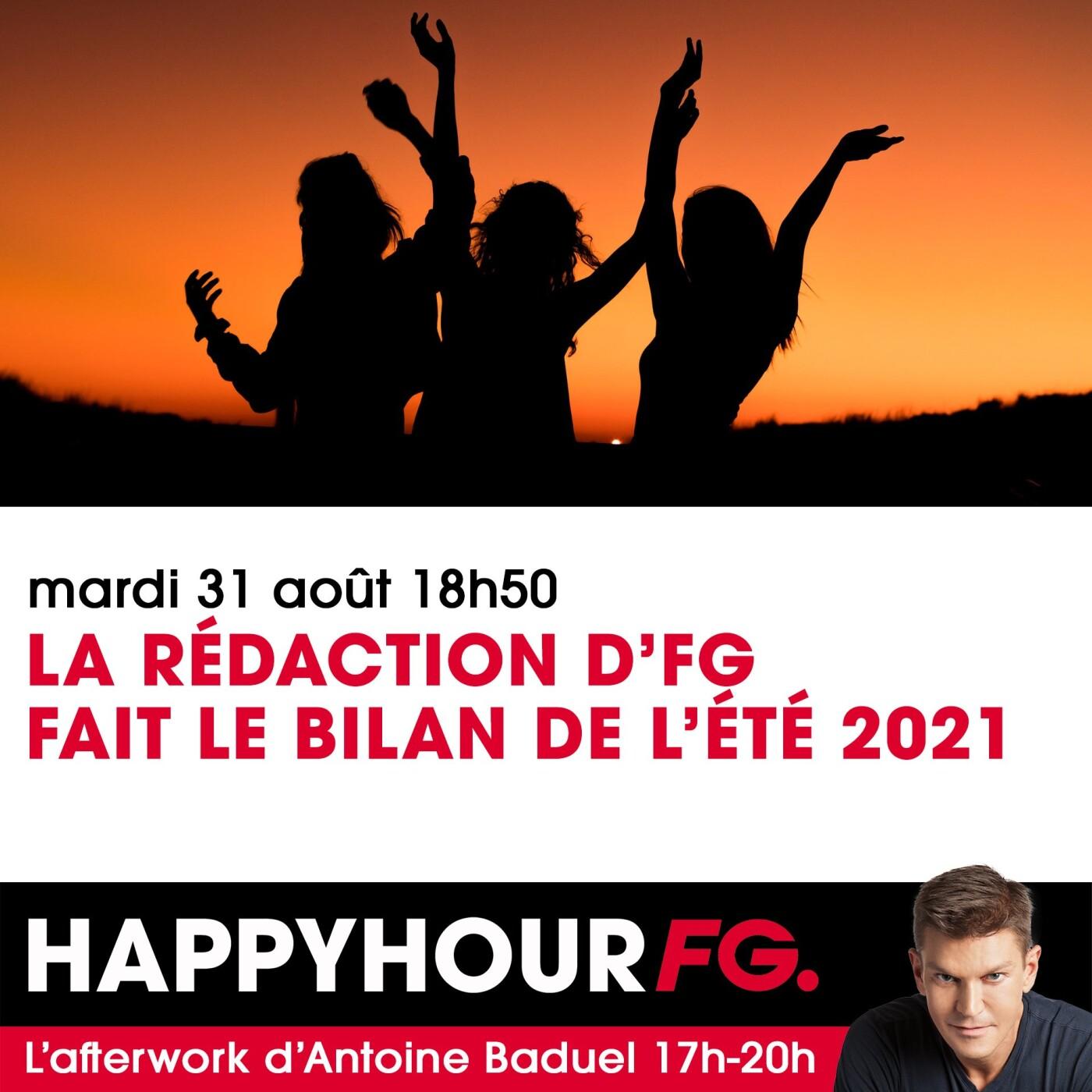 HAPPY HOUR INTERVIEW : BILAN ETE 2021
