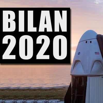 ESPACE - Un BILAN 2020 IMPRESSIONANT ! cover