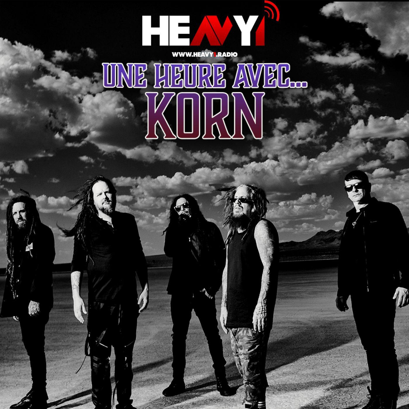 Une heure avec... Korn