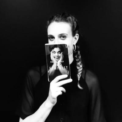 #3 - Gabriella Papadakis / Bad Feminist - Roxane Gay cover