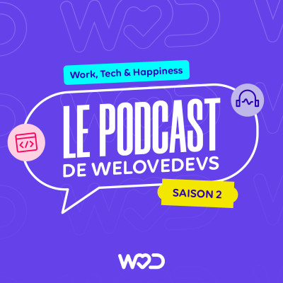 WeLoveDevs - Le Podcast cover