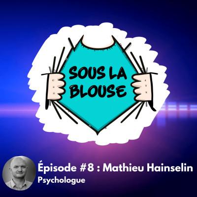 #8 Mathieu Hainselin cover