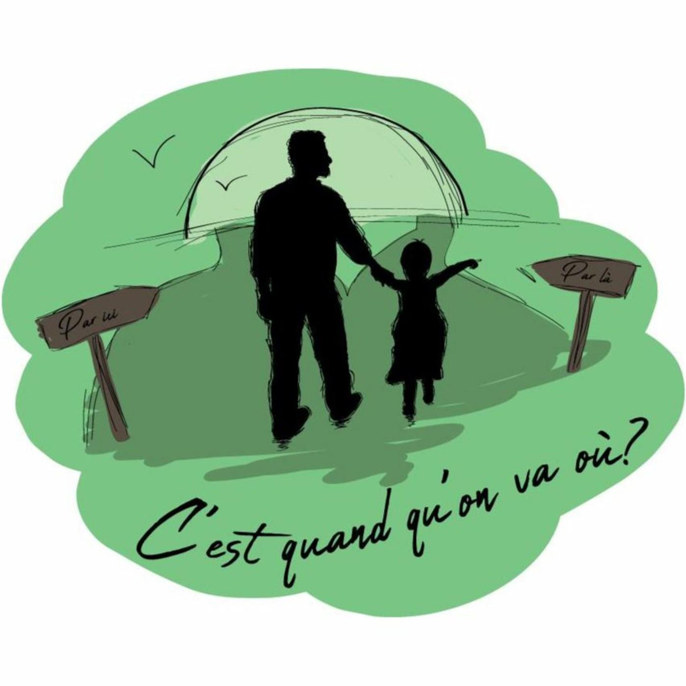 """#Ep0. Anaïs Just - Présentation du podcast """"C'est quand qu'on va où?"""""""