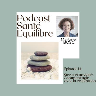 Episode 14 : Stress et anxiété : comprendre et agir avec la respiration cover