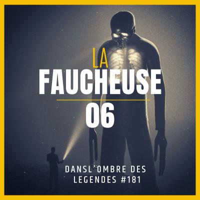 Dans l'ombre des légendes-181 La faucheuse-06... cover
