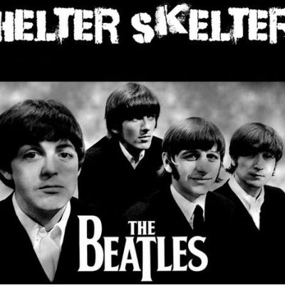 "image 213Rock News The Beatles by Jean Pierre Sabouret Rock Journalist : ""Helker Skelter (1968) 1st Hard Rock Song"" 18 07 2019"