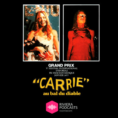 EPISODE 19 - CARRIE cover