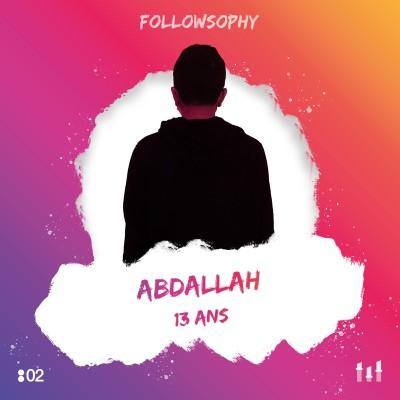 :02 Abdallah - 13 ans : la parole des enfants vaut celle des adultes cover