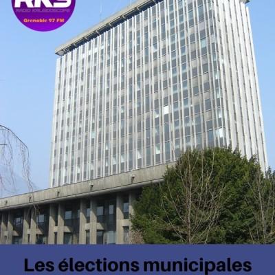 LE MAGAZINE DES MUNICIPALES :  LA GUA cover