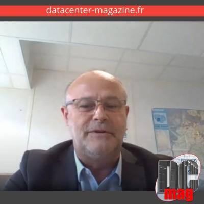 Accord Datafarm et GRDF, le biogaz en route vers le datacenter et la trigénération - José Guignard cover