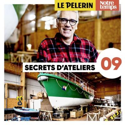 Yann (Finistère) : un charpentier de marine au chevet des bateaux cover