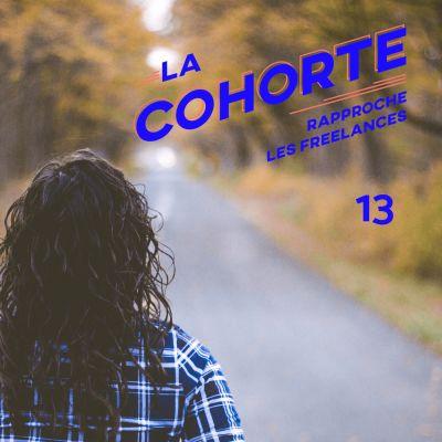 Cover' show La Cohorte/S1E13/ Se projeter dans le futur et rester serein-e