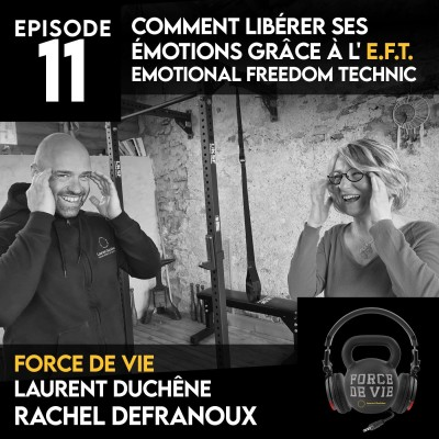 Comment libérer ses émotions grâce à l'EFT? Emotional Freedom Technic cover