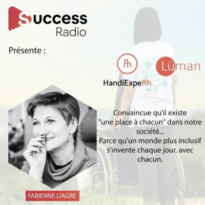 Fabienne Liagre - HandiExpeRh - Lüman et FabAccess cover