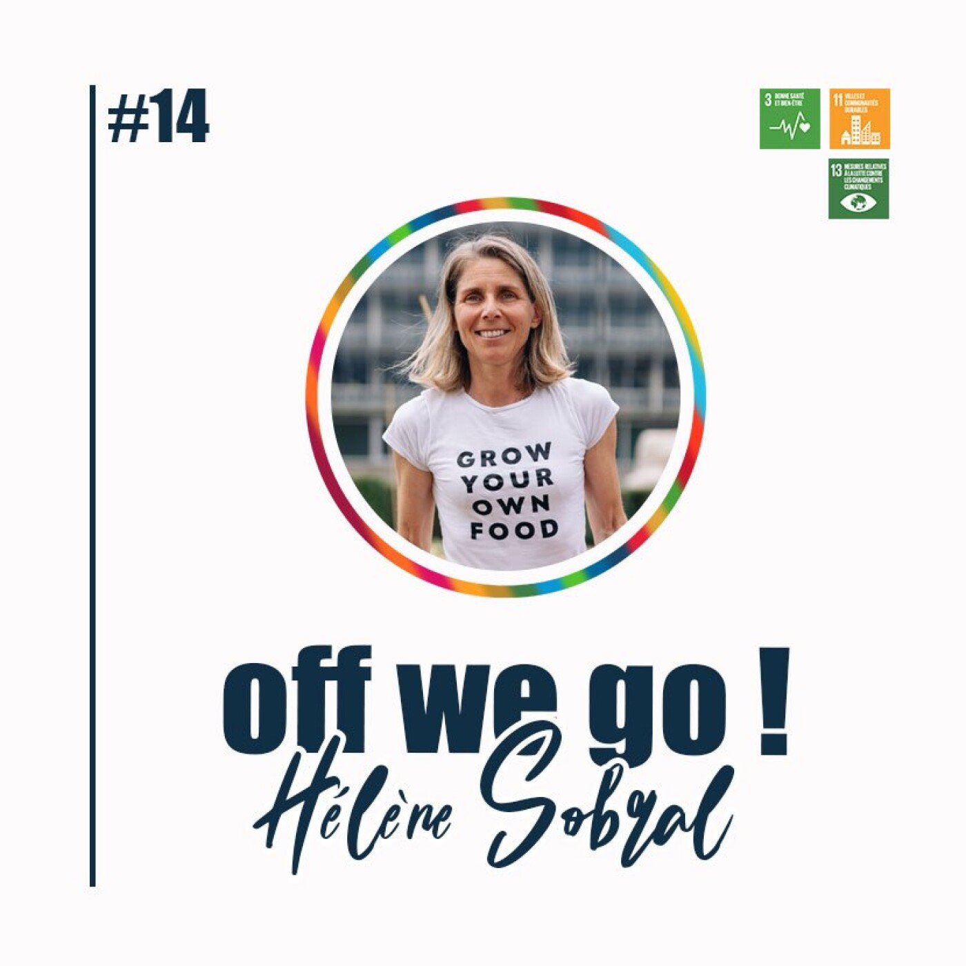 Se mettre au vert avec l'agriculture urbaine - Hélène Sobral (Noocity)