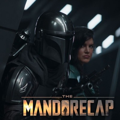 The Mandalorian récap chapitre 12: the siege cover