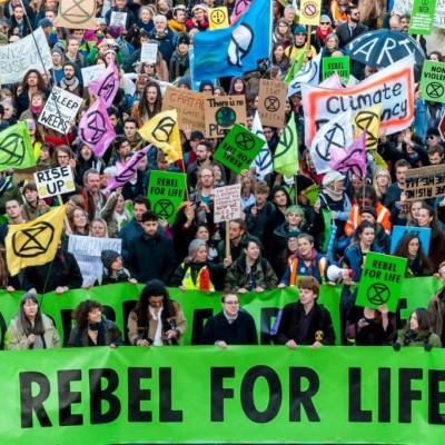 Extinction rebellion, le mouvement, nous parle de ses actions cover