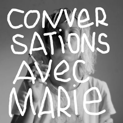Conversations avec Marie #3 cover