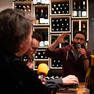 Épisode 3 - Des cavistes, des terroirs et des vins cover