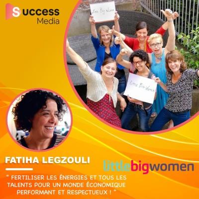 Fathia Legzouli - Little Big Women cover