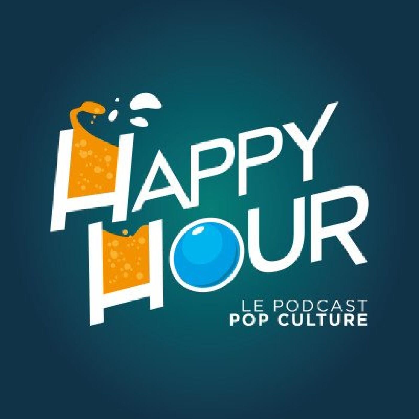 Happy Hour #57 : The Blind Prophet, Boss Level, Kid Cosmic, My Broken Mariko, Clarice...