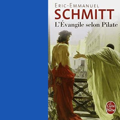 L'Évangile selon Pilate ( extrait du livre de Eric-Emmanuel Schmitt ) cover
