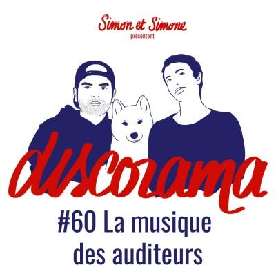 Discorama #60 - La musique des auditeurs cover