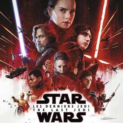 Les Aventuriers des Salles Obscures : Les Derniers Jedi cover