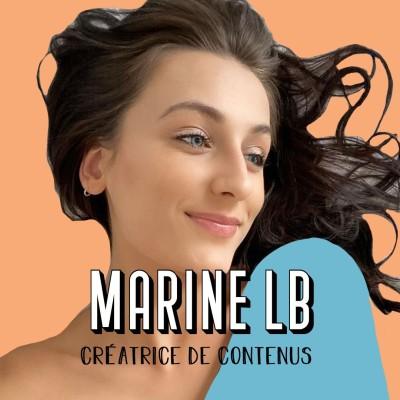 Marine Le Bars, YouTubeuse et fière de l'être - Vous allez passer un bon moment cover