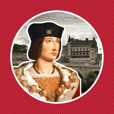 1498 : Charles VIII meurt sur un coup de tête ! cover