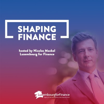 Luxembourg for finance - shaping finance cover
