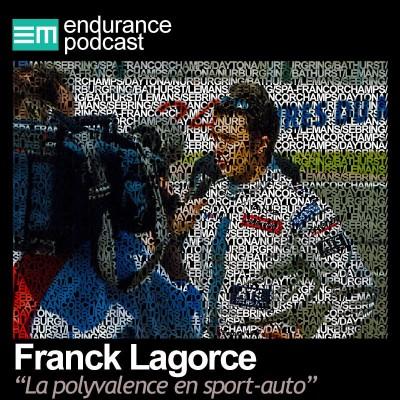 Franck Lagorce - La polyvalence en sport-automobile cover