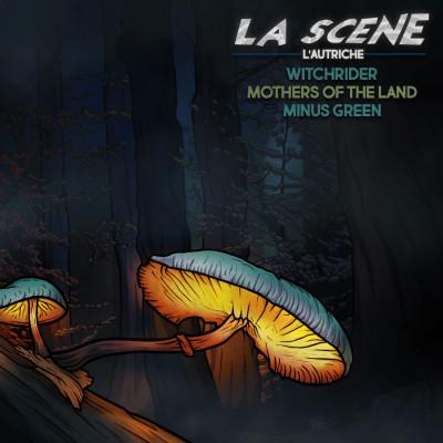 """La Scène"" - Episode 21: L'Autriche cover"