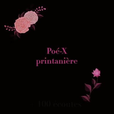 Poé-X printanière 💌🌺 cover