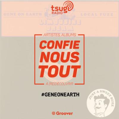 Confie-nous tout, la quotidienne avec Jean Fromageau : Gene on earth cover