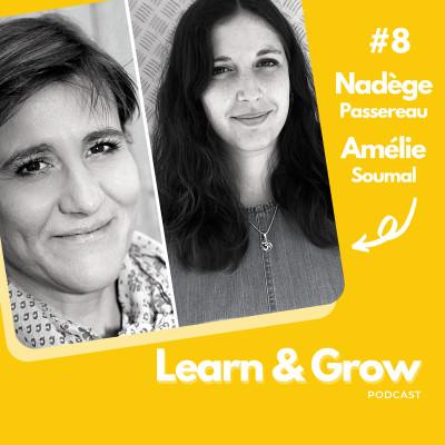 #8 Nadège et Amélie (ADSF) : Étendre l'impact de son association en créant une formation cover