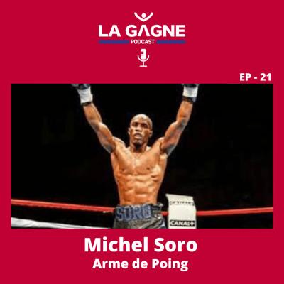 EP 21 - Michel Soro, Arme de poing cover