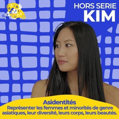 """(Asidentités) Kim """"Faire des expériences autour de la photo, ça aide à prendre confiance en soi"""" cover"""