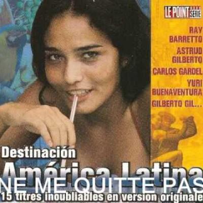 Ne me quitte pas _  Youri Buenaventura. cover