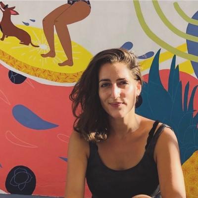 Elodie vit en nomade dans le monde, actuellement en Colombie - 21 07 2021 - StereoChic Radio cover