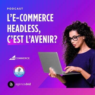 HS - L'e-commerce Headless, c'est l'avenir ? Avec BigCommerce & l'Agence Dn'D cover