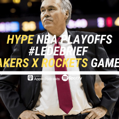 HYPE PODCAST DEBRIEF  NBA PLAYOFFS : ROCKETS WHAT'S NEXT ? cover