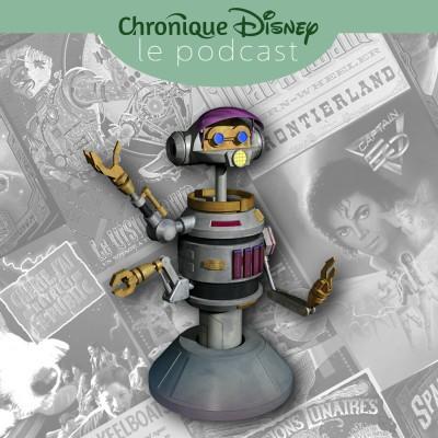 Épisode 19 - Les attractions Disparues du Parc Disneyland cover