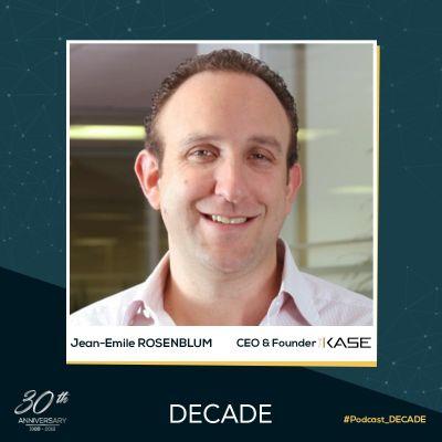 image EP20: Jean-Emile ROSENBLUM - Fondateur et CEO de The Kase