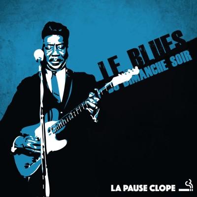 """""""Le blues du dimanche soir"""" - dimanche 24 janvier 2021 cover"""