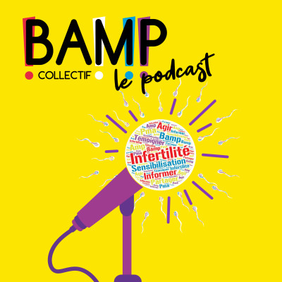 BAMP ! Le podcast cover