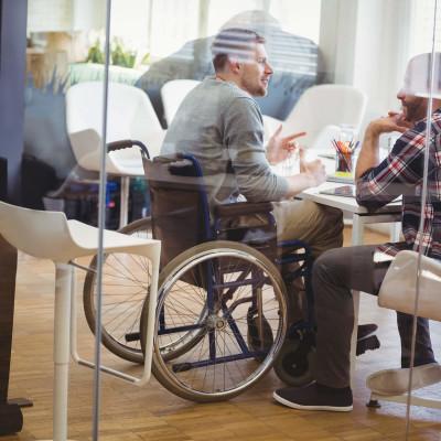 Le handicap : de la professionnalisation des équipes à l'expérience « client » cover